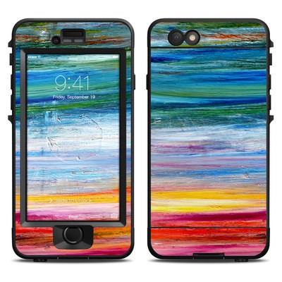 Lifeproof iPhone 6 Nuud Case Skin - Waterfall