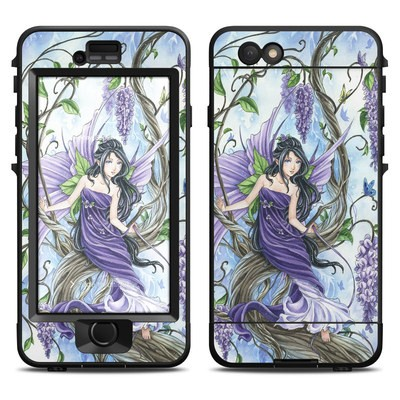 Lifeproof iPhone 6 Nuud Case Skin - Wisteria