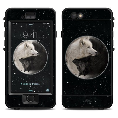 Lifeproof iPhone 6 Nuud Case Skin - Wolf Zen