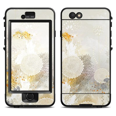 Lifeproof iPhone 6 Nuud Case Skin - White Velvet