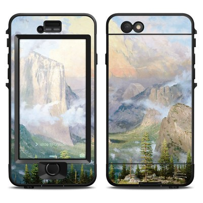 Lifeproof iPhone 6 Nuud Case Skin - Yosemite Valley
