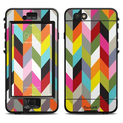 Lifeproof iPhone 6 Nuud Case Skin - Ziggy Condensed