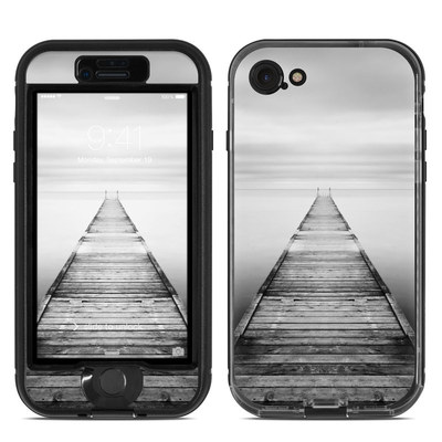Lifeproof iPhone 7 Nuud Case Skin - Dock