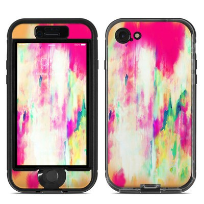 Lifeproof iPhone 7 Nuud Case Skin - Electric Haze