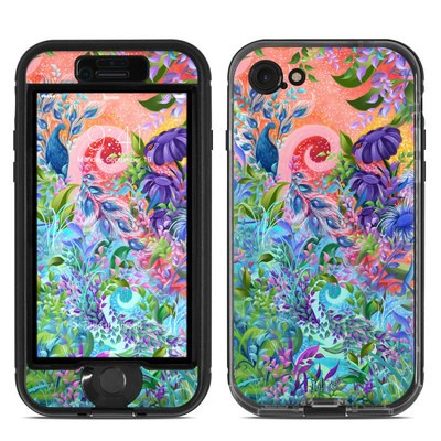 Lifeproof iPhone 7 Nuud Case Skin - Fantasy Garden