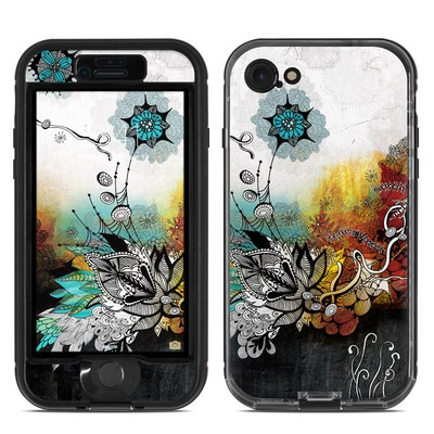 Lifeproof iPhone 7 Nuud Case Skin - Frozen Dreams