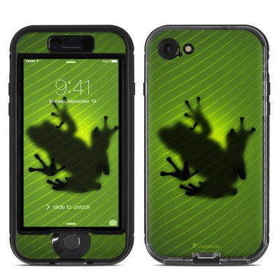 Lifeproof iPhone 7 Nuud Case Skin - Frog