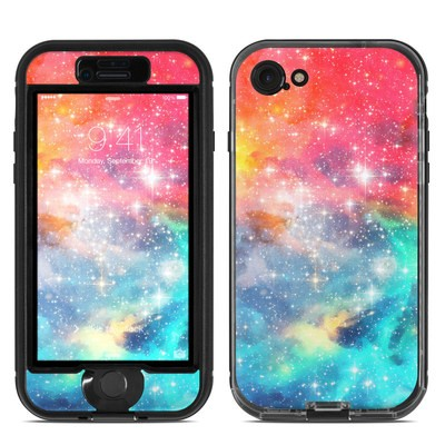 Lifeproof iPhone 7 Nuud Case Skin - Galactic