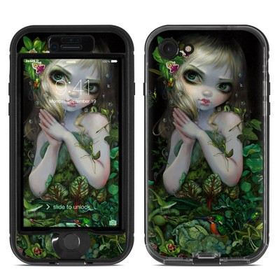 Lifeproof iPhone 7 Nuud Case Skin - Green Goddess