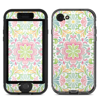 Lifeproof iPhone 7 Nuud Case Skin - Honeysuckle
