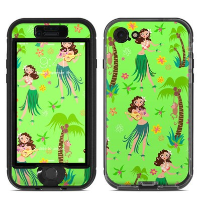 Lifeproof iPhone 7 Nuud Case Skin - Hula Honey