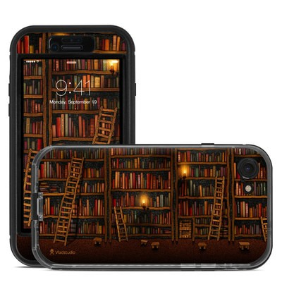 Lifeproof iPhone 7 Nuud Case Skin - Library