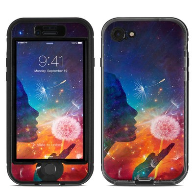 Lifeproof iPhone 7 Nuud Case Skin - Million Stars