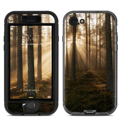 Lifeproof iPhone 7 Nuud Case Skin - Misty Trail