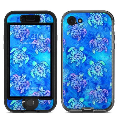 Lifeproof iPhone 7 Nuud Case Skin - Mother Earth