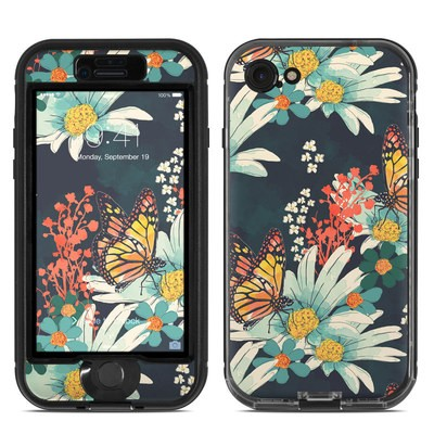 Lifeproof iPhone 7 Nuud Case Skin - Monarch Grove