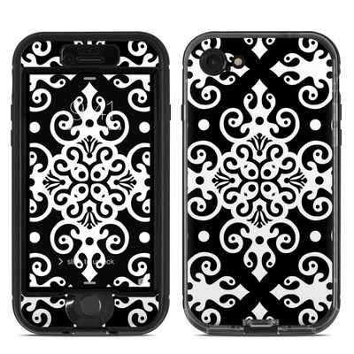 Lifeproof iPhone 7 Nuud Case Skin - Noir