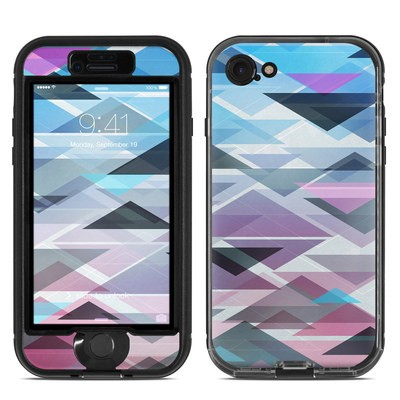 Lifeproof iPhone 7 Nuud Case Skin - Night Rush