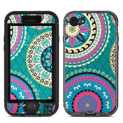 Lifeproof iPhone 7 Nuud Case Skin - Silk Road