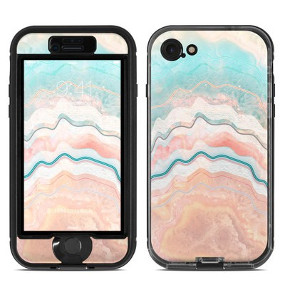 Lifeproof iPhone 7 Nuud Case Skin - Spring Oyster