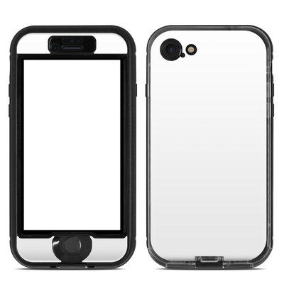Lifeproof iPhone 7 Nuud Case Skin - Solid State White