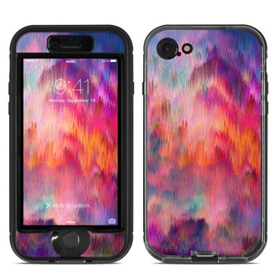 Lifeproof iPhone 7 Nuud Case Skin - Sunset Storm