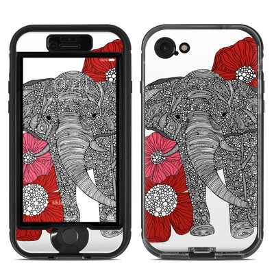 Lifeproof iPhone 7 Nuud Case Skin - The Elephant