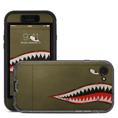 Lifeproof iPhone 7 Nuud Case Skin - USAF Shark