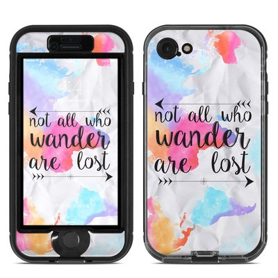 Lifeproof iPhone 7 Nuud Case Skin - Wander