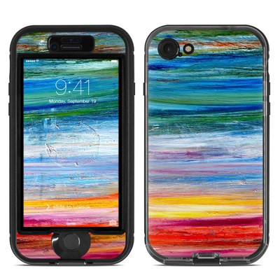 Lifeproof iPhone 7 Nuud Case Skin - Waterfall