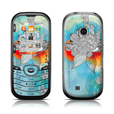 LG Cosmos 2 Skin - Coral