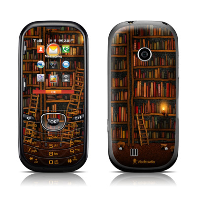LG Cosmos 2 Skin - Library