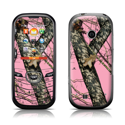 LG Cosmos 2 Skin - Break-Up Pink