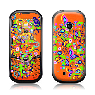 LG Cosmos 2 Skin - Orange Squirt