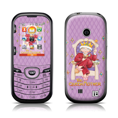 LG Cosmos 2 Skin - Queen Mother