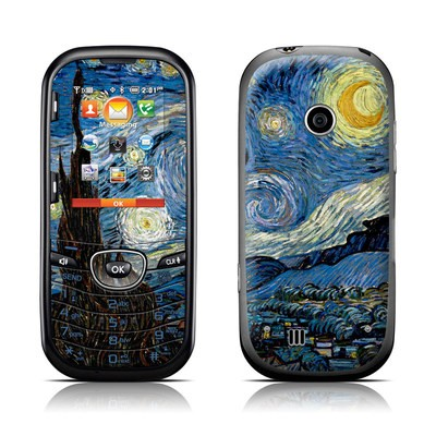 LG Cosmos 2 Skin - Starry Night