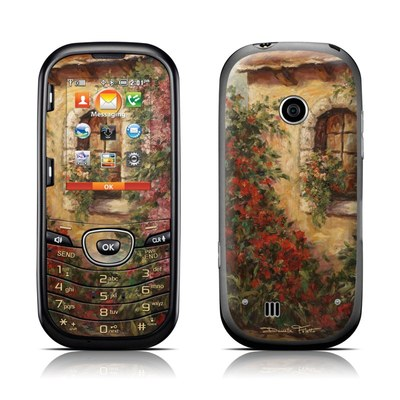 LG Cosmos 2 Skin - The Window