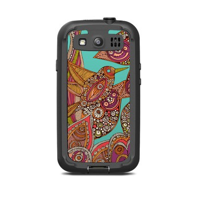 Lifeproof Galaxy S3 Nuud Case Skin - Bird In Paradise