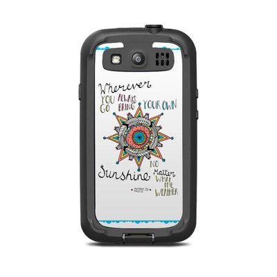 Lifeproof Galaxy S3 Nuud Case Skin - Bring Your Own