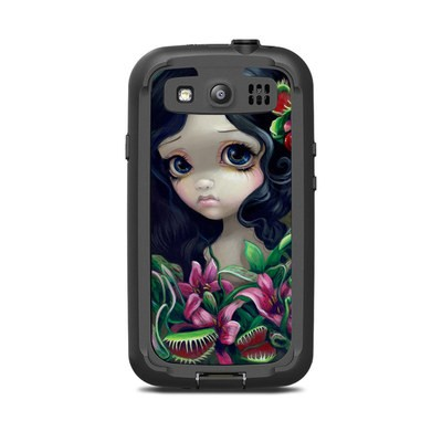 Lifeproof Galaxy S3 Nuud Case Skin - Carnivorous Bouquet