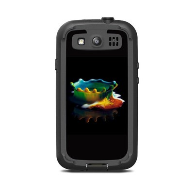 Lifeproof Galaxy S3 Nuud Case Skin - Colored Crown