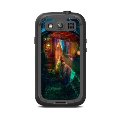 Lifeproof Galaxy S3 Nuud Case Skin - Gypsy Firefly