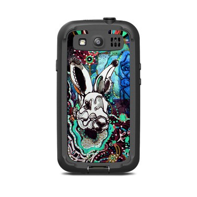 Lifeproof Galaxy S3 Nuud Case Skin - The Hare