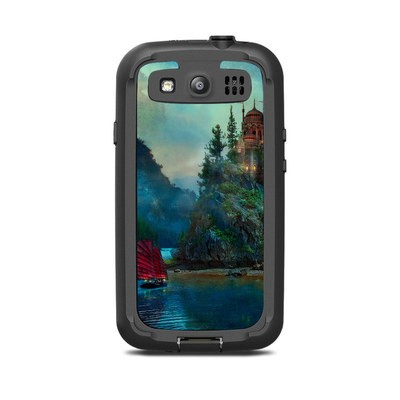 Lifeproof Galaxy S3 Nuud Case Skin - Journey's End