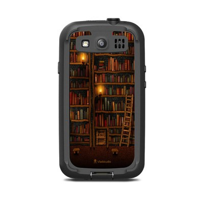 Lifeproof Galaxy S3 Nuud Case Skin - Library