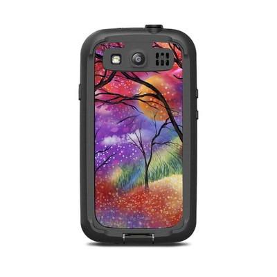 Lifeproof Galaxy S3 Nuud Case Skin - Moon Meadow
