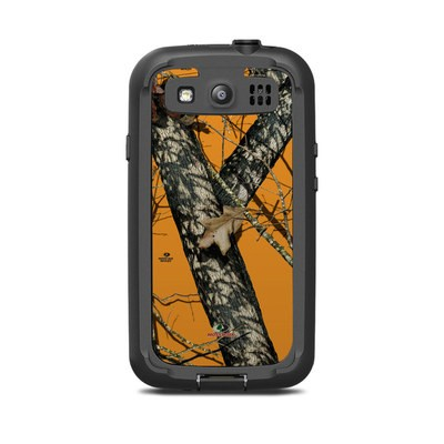 Lifeproof Galaxy S3 Nuud Case Skin - Blaze