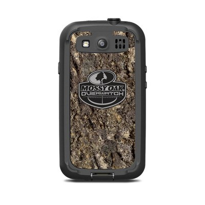 Lifeproof Galaxy S3 Nuud Case Skin - Mossy Oak Overwatch