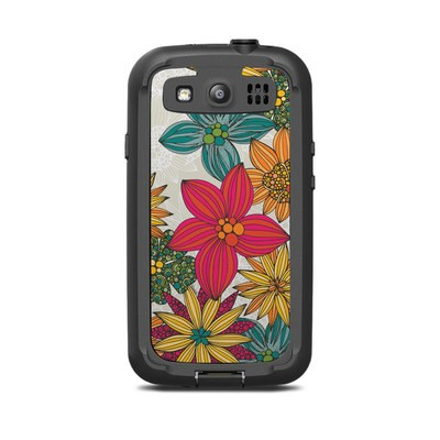Lifeproof Galaxy S3 Nuud Case Skin - Phoebe