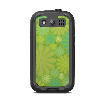Lifeproof Galaxy S3 Nuud Case Skin - Lime Punch